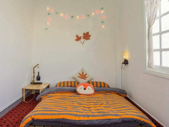 Gingko Homestay & Coffee: Maple room
