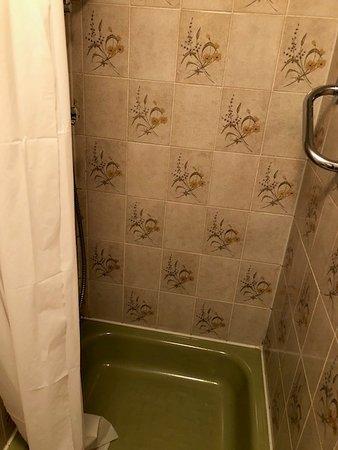 Hotel Garni Schlossblick: 3rd Floor Double Room Shower