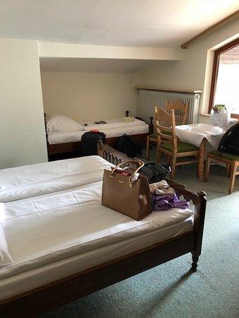 Hotel Garni Schlossblick: Family Room