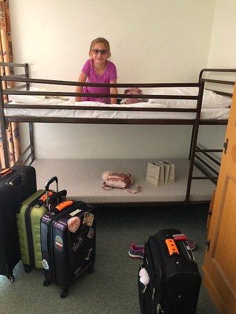 Hotel Garni Schlossblick: Bunk Bed