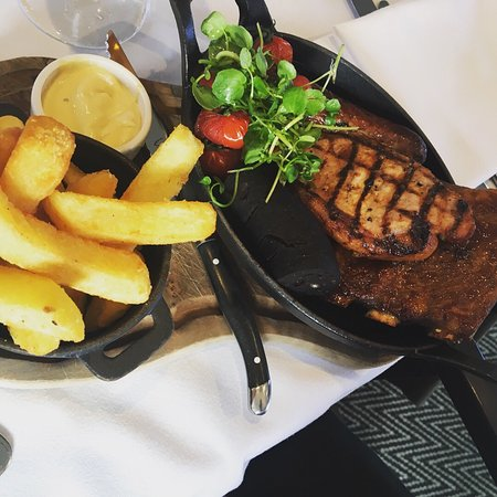 Marco Pierre White Steakhouse Bar & Grill Cardiff Photo
