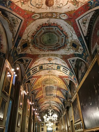 Palazzo Doria Pamphilj: Interni