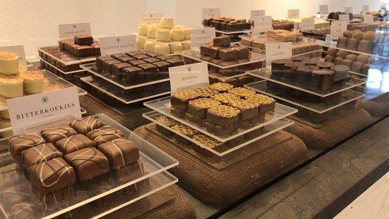 Deliziosa!: Tóp chocolade
