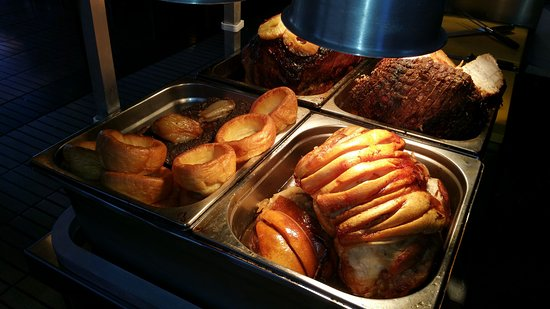 Barbacoa Restaurant & Showbar: Sunday Roast