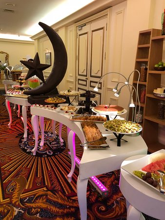 Sheraton Riyadh Hotel & Towers: Desserts