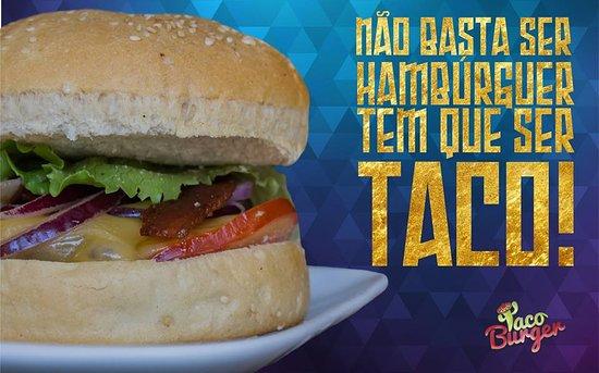 Taco Burger: O melhor Hambúrguer está aqui!