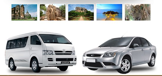 Vehicle Rental In Sri Lanka