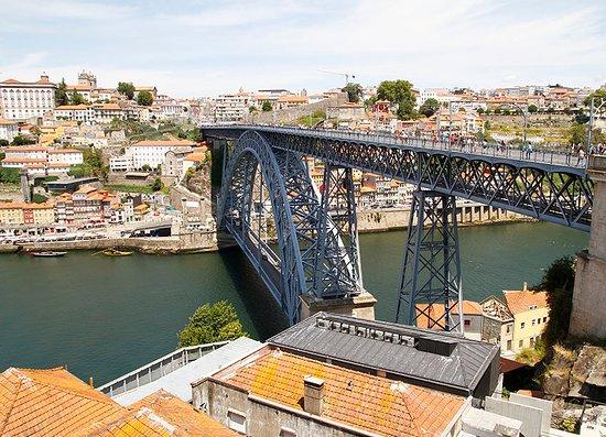波尔图大桥照片