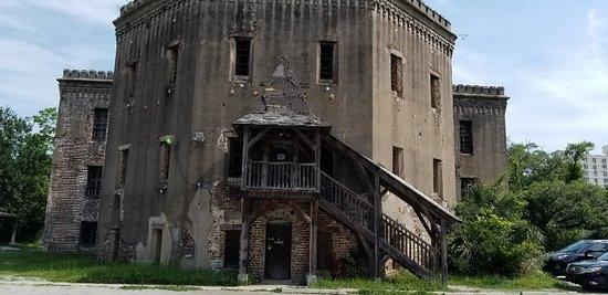 Balade dans la prison hantée de Charleston Photo