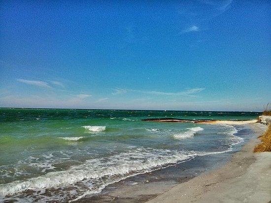 Egmont Key State Park: Natural Beaches around the Island