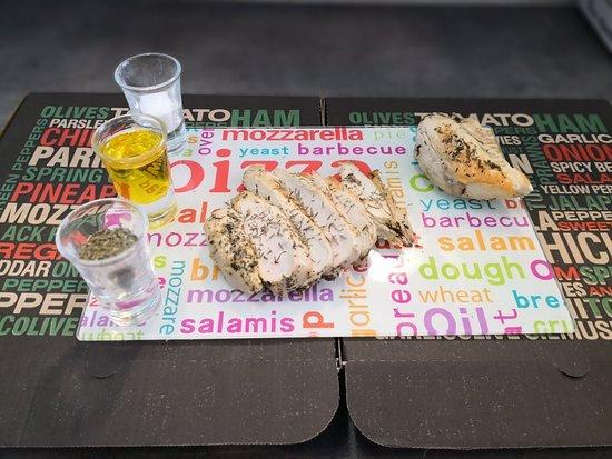 Denain, Francja: Pizzeria Au Bout Du Rouleau