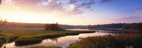 Hull, ماساتشوستس: Explore the Weir River Estuary