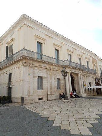 Lucera, Italy: Palazzo Cavalli