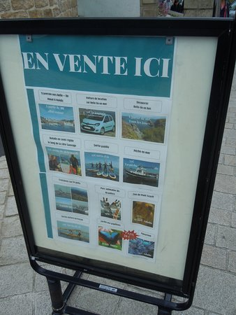 Office de Tourisme de Quiberon : Les offres de l'Office