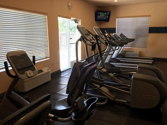 Hampton Inn & Suites San Jose: Fitness center
