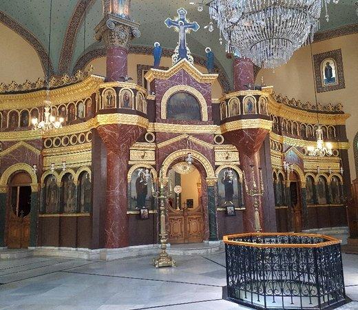 Greek Orthodox Church of St. George (Mari Girgis) ภาพถ่าย
