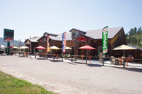 Naked Winery South Dakota, Hill City - Restaurant Reviews