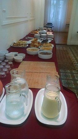 Hotel Mundial: Café da manhã (é só isso mesmo)