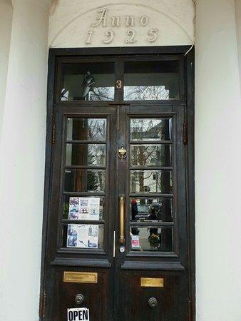 Imatra Veteran's Home Museum : входная дверь