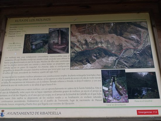 Cuevona de Cuevas del Agua: RUTA DEL AGUA