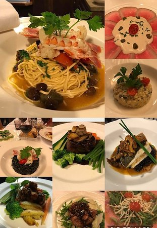Cuisine Traditionnelle Italienne!