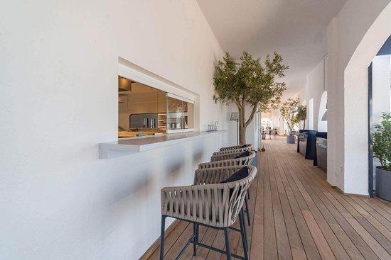 Molo 47 Restaurant: esterno molo 47
