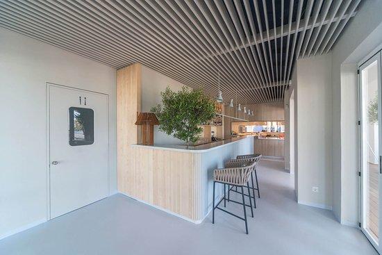 Molo 47 Restaurant: interno molo 47