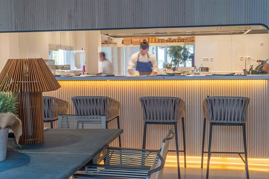 Molo 47 Restaurant: interno cucina