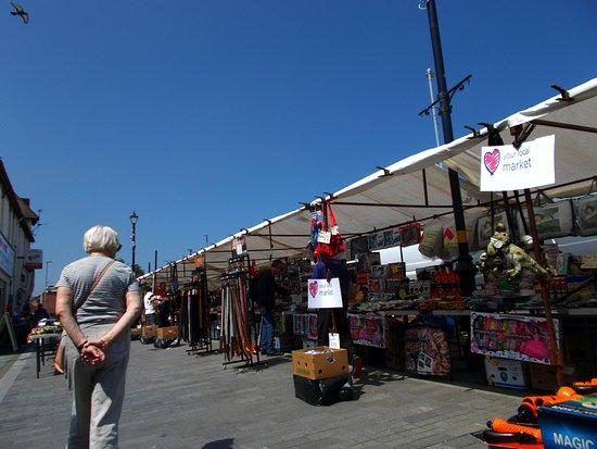 Colwyn Bay Street Market