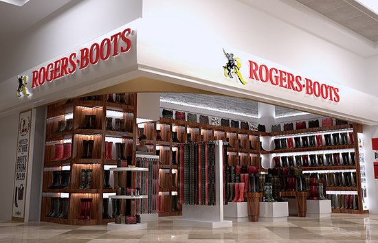 Rogers Boots