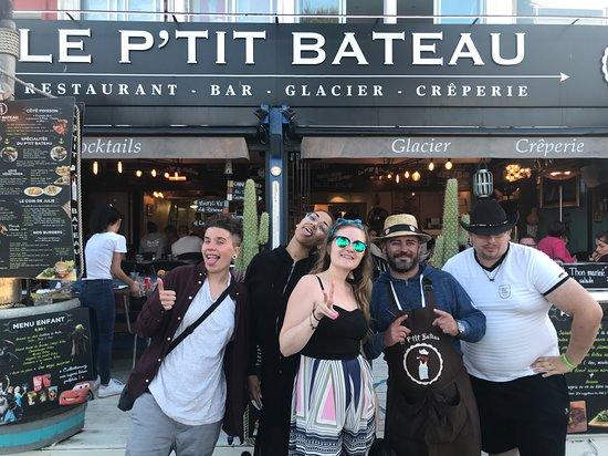 Le P'tit Bateau照片