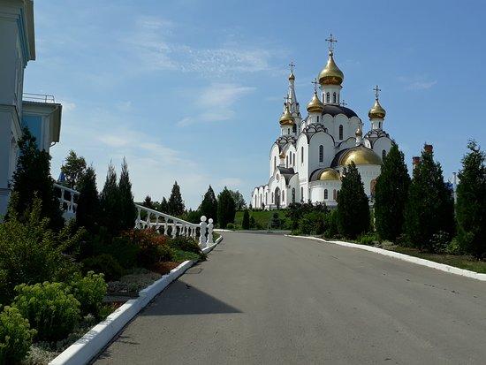 St. Iver Monastery: Здесь тишина и покой