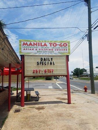 Manila To Go Panama City Restaurant Reviews Photos Phone Number Tripadvisor