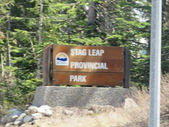 Stagleap Provincial Park照片
