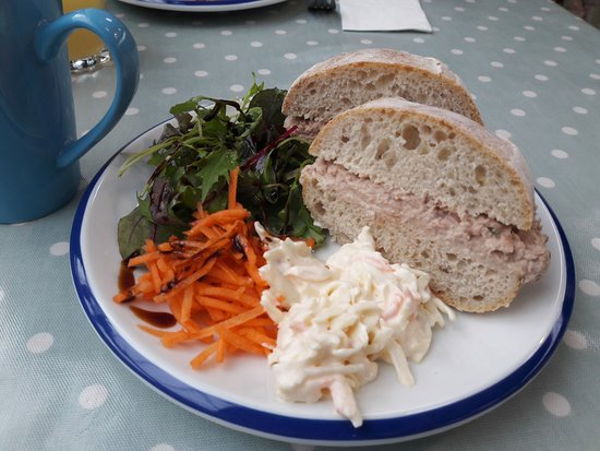 The Tree Shop Cafe: Lunch