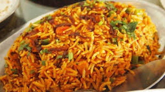 The Indian Castle Restaurant: BIRYANI