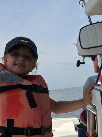 Kids Fishing Billy Bee Charters ภาพถ่าย