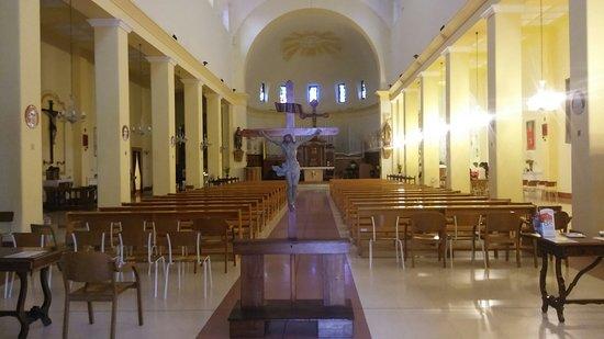 Duomo di San Nicolò : Interno della struttura