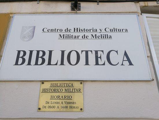 Biblioteca Histórico Militar: CARTEL