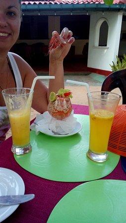 Ubay Guest and Restaurant: Самые вкусные соки