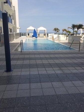 迈阿密海滩希尔顿卡巴那酒店照片