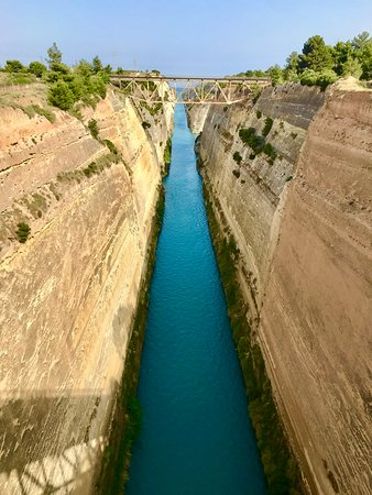 Private Greece Tours: Corinth Canal
