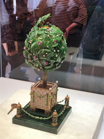 Faberge Museum: Faberge egg