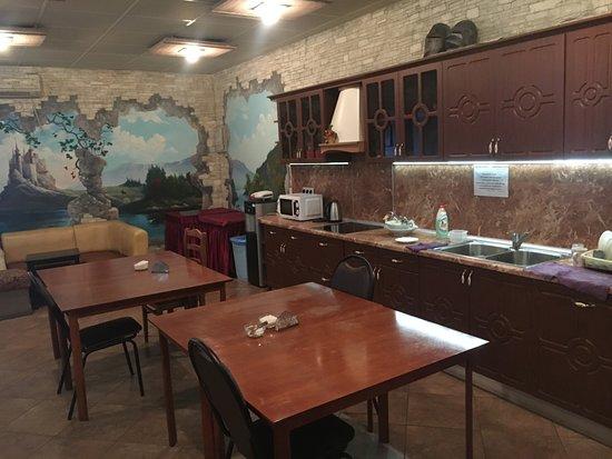 Lanselot Hotel: Кухня