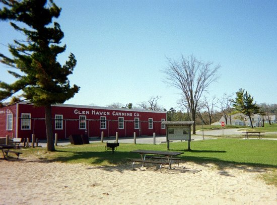 Glen Haven Historical Village