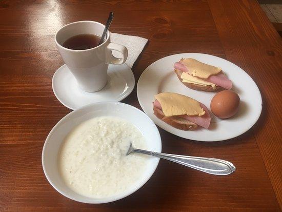 Lanselot Hotel: Завтрак