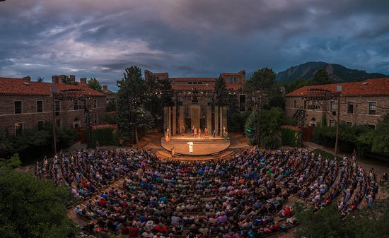 ‪Colorado Shakespeare Festival‬