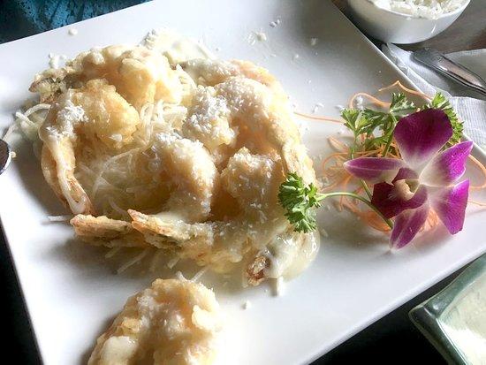 Plainville, كونيكتيكت: Shrimp...delicious