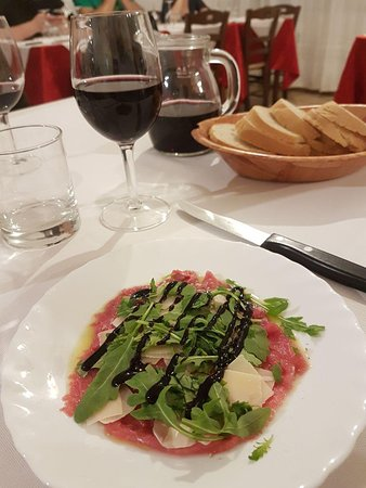Caprafico, Włochy: Venite a provare le nostre specialità!