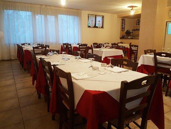 Caprafico, Italie : Una foto della nostra sala